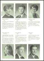 1968 Beaverton High School Yearbook Page 26 & 27
