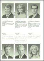 1968 Beaverton High School Yearbook Page 28 & 29