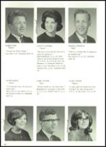 1968 Beaverton High School Yearbook Page 32 & 33