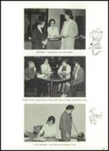 1968 Beaverton High School Yearbook Page 42 & 43
