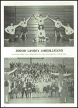 1968 Beaverton High School Yearbook Page 68 & 69