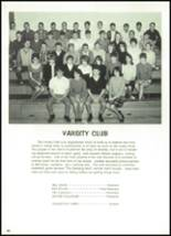 1968 Beaverton High School Yearbook Page 86 & 87