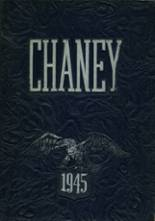 1945 Yearbook Chaney High School