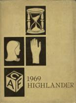 1969 Yearbook Lakeland High School