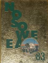 1983 Yearbook St. Petersburg High School