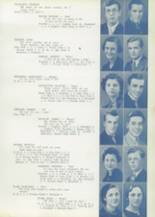 1936 Wheaton Community High School Yearbook Page 22 & 23
