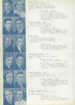 1936 Wheaton Community High School Yearbook Page 24 & 25