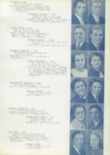 1936 Wheaton Community High School Yearbook Page 26 & 27