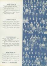 1936 Wheaton Community High School Yearbook Page 44 & 45