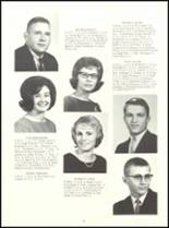 1965 Stratton High School Yearbook Page 12 & 13