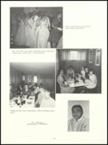 1965 Stratton High School Yearbook Page 20 & 21