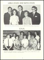 1965 Stratton High School Yearbook Page 32 & 33