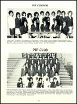 1965 Stratton High School Yearbook Page 36 & 37