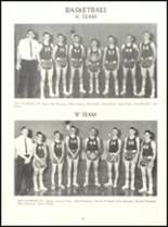 1965 Stratton High School Yearbook Page 40 & 41