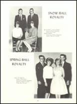 1965 Stratton High School Yearbook Page 44 & 45