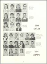 1965 Stratton High School Yearbook Page 56 & 57