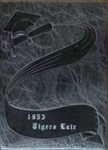 1953 Yearbook Slaton High School