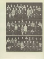 1938 Portage Area High School Yearbook Page 30 & 31