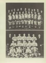 1938 Portage Area High School Yearbook Page 36 & 37
