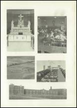 1935 St. Louis University High School Yearbook Page 12 & 13