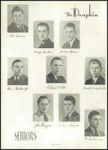 1935 St. Louis University High School Yearbook Page 24 & 25