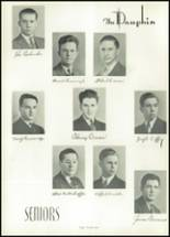 1935 St. Louis University High School Yearbook Page 26 & 27