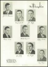 1935 St. Louis University High School Yearbook Page 28 & 29