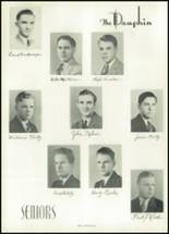 1935 St. Louis University High School Yearbook Page 30 & 31
