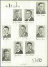 1935 St. Louis University High School Yearbook Page 32 & 33