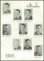 1935 St. Louis University High School Yearbook Page 34 & 35