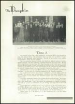 1935 St. Louis University High School Yearbook Page 42 & 43