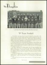 1935 St. Louis University High School Yearbook Page 80 & 81