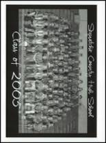 2005 Sequatchie County High School Yearbook Page 68 & 69