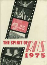 1973 Yearbook Robertson High School