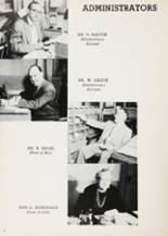 1957 Manual Training High School Yearbook Page 10 & 11
