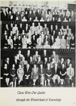 1957 Manual Training High School Yearbook Page 14 & 15