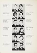 1957 Manual Training High School Yearbook Page 22 & 23