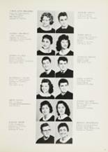 1957 Manual Training High School Yearbook Page 32 & 33