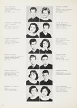 1957 Manual Training High School Yearbook Page 34 & 35
