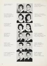 1957 Manual Training High School Yearbook Page 36 & 37