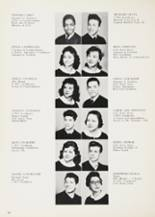 1957 Manual Training High School Yearbook Page 38 & 39