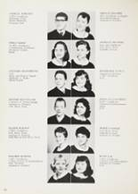 1957 Manual Training High School Yearbook Page 52 & 53
