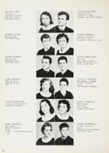 1957 Manual Training High School Yearbook Page 54 & 55