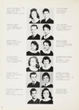 1957 Manual Training High School Yearbook Page 62 & 63