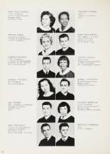 1957 Manual Training High School Yearbook Page 66 & 67