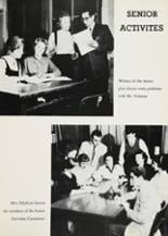 1957 Manual Training High School Yearbook Page 68 & 69