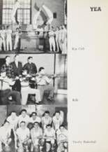 1957 Manual Training High School Yearbook Page 76 & 77