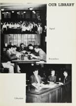 1957 Manual Training High School Yearbook Page 82 & 83