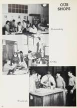 1957 Manual Training High School Yearbook Page 84 & 85