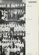 1957 Manual Training High School Yearbook Page 90 & 91